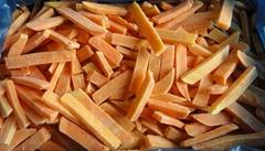 冷凍地瓜,切丁/切條