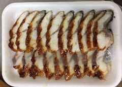 Frozen Broiled Eel, Sushi Slices,Unagi Kabayaki Sushi Slices