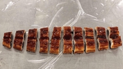 Frozen Roasted Eel Cuts,Unagi Kabayaki Cuts