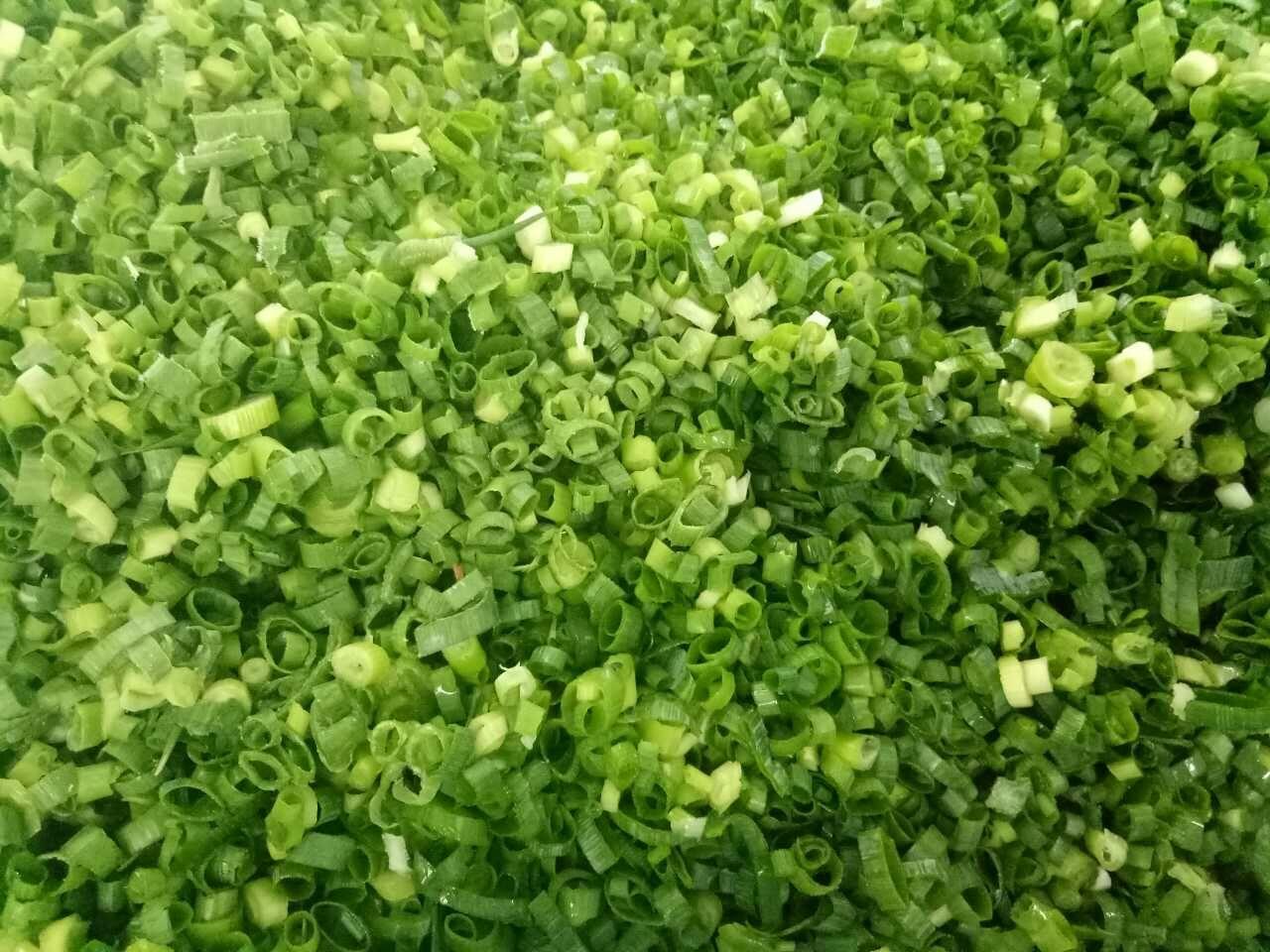 冷凍青蔥丁,速凍青蔥丁 2