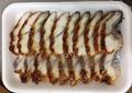 Frozen Unagi Kabayki, BBQ Unagi,Frozen Seasoned Farmed Eel, slices/flakes/cuts