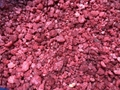 IQF raspberries crumbles,Frozen raspberry crumbles,red,cultivated 3