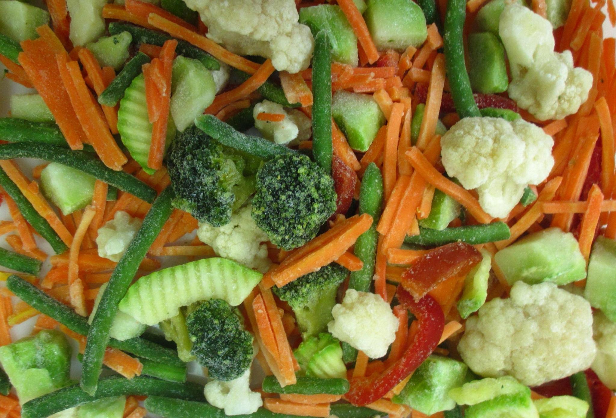 冷凍混合蔬菜,速凍混合蔬菜 5