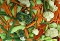IQF mixed vegetables,Frozen mixed
