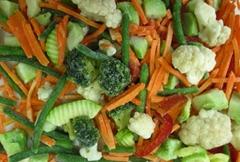 冷冻混合蔬菜,速冻混合蔬菜