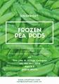 New crop IQF pea pods,IQF snow peas ,frozen pea pods,frozen snow peas