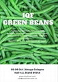 2020 New crop IQF whole green beans,IQF cut green beans