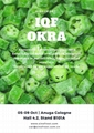 IQF okra,2019 new crop