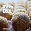 Taro Ball(Red Bean),Frozen Dim Sum,Asian Food,Oriental Food,Snacks,Party Food