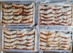 烤鳗寿司切片