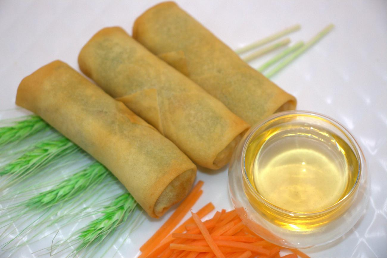 Vegetable Spring Roll,Frozen Dim Sum,Asian Food,Oriental Food,Snacks,Party Food 11