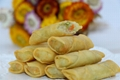 Vegetable Spring Roll,Frozen Dim Sum,Asian Food,Oriental Food,Snacks,Party Food