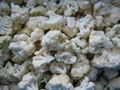 IQF cut cauliflowers,IQF cauliflower cuts,Frozen cauliflower cuts