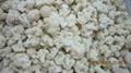 IQF cauliflowers florets,Frozen cauliflowers florets 10