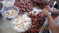 IQF Peeled Lychees,Frozen Peeled Lychees,IQF Peeled Litchi,IQF Pitted Lychees 10