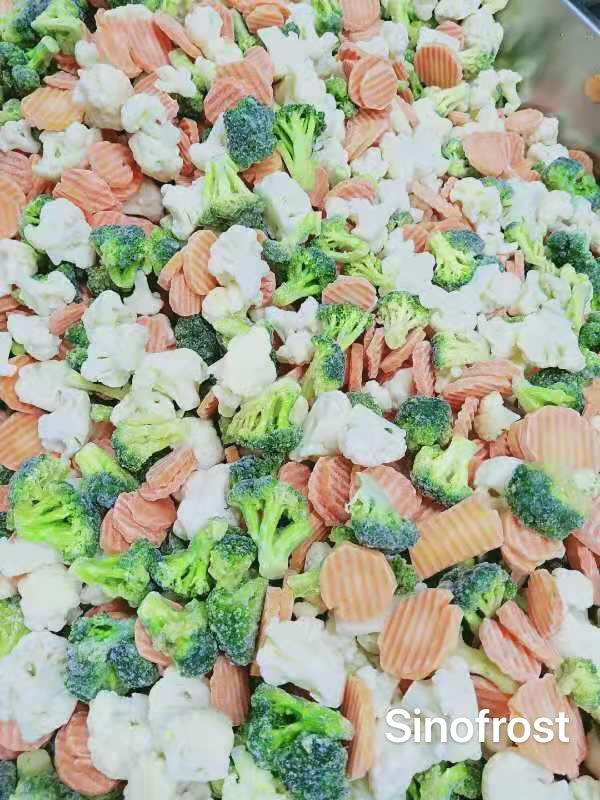 冷凍混合蔬菜,速凍混合蔬菜 4