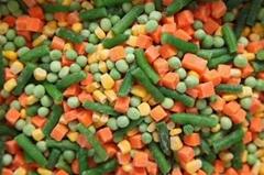 冷凍混合蔬菜,速凍混合蔬菜