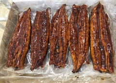 Bulk packed,Frozen Roasted Eel,Frozen Prepared Eel,Unagi Kabayaki