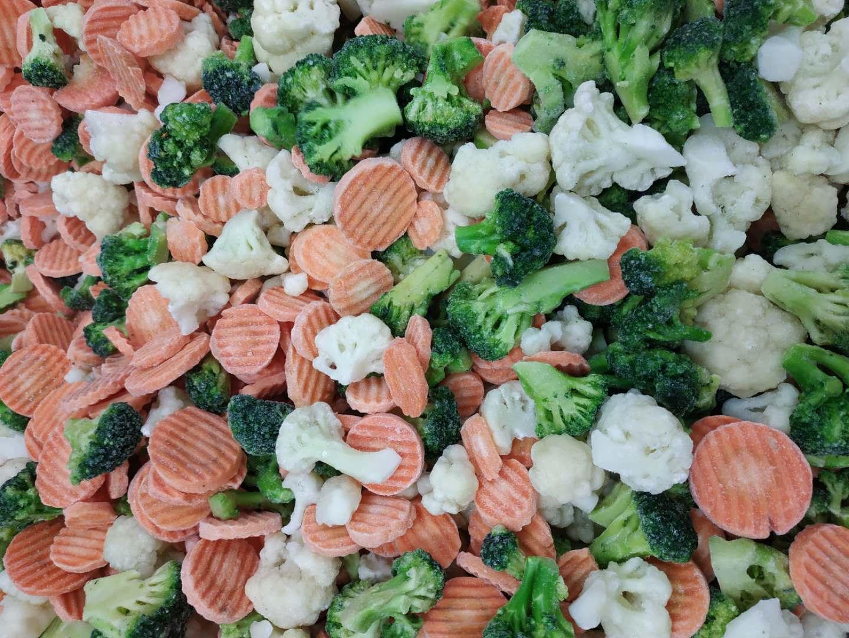 冷凍混合蔬菜,速凍混合蔬菜 2