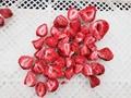 Grade B Frozen strawberries,IQF strawberries Brokens,all red colour