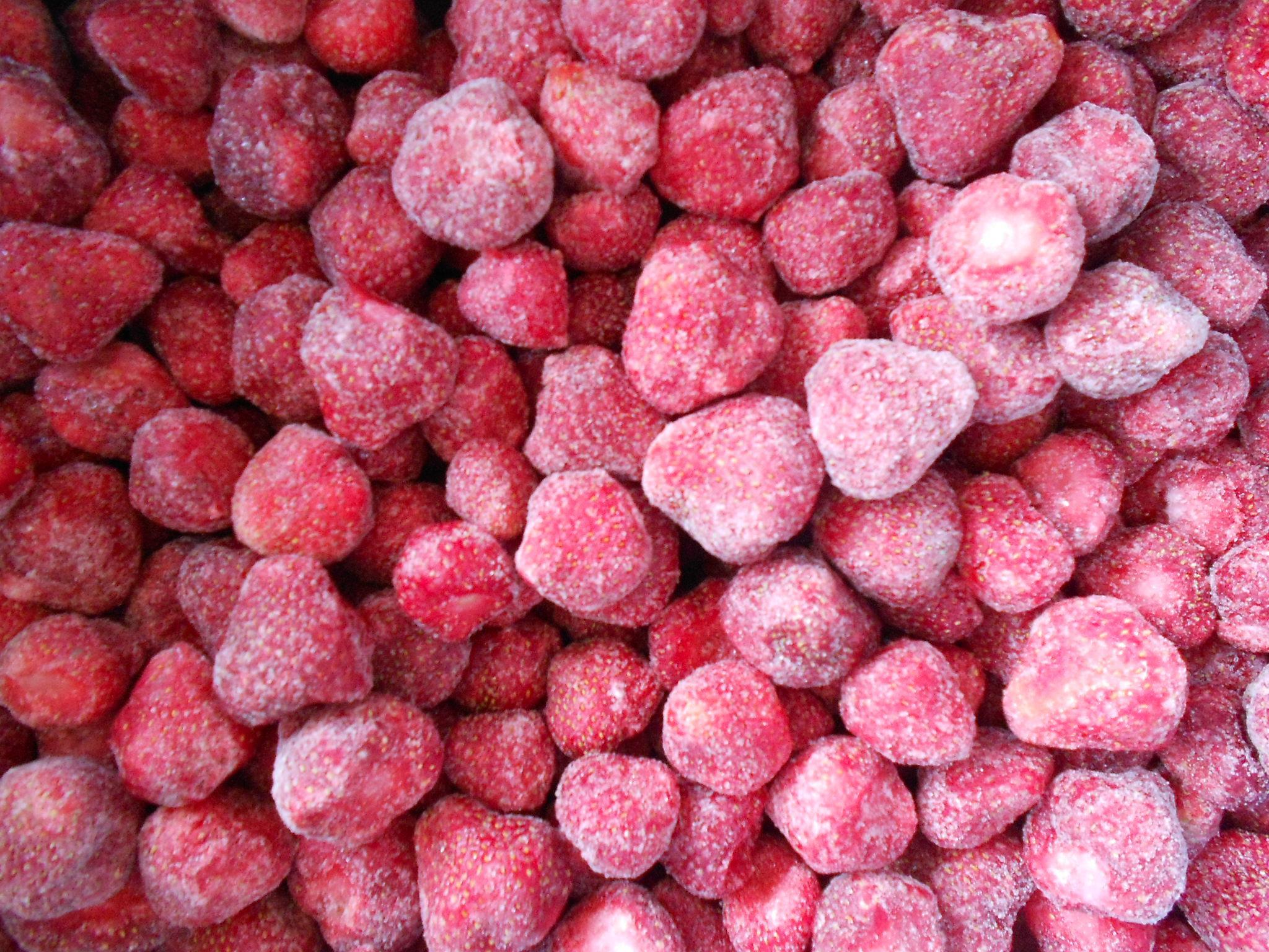 冷凍草莓,速凍草莓,冷凍草莓泥,速凍草莓泥 7