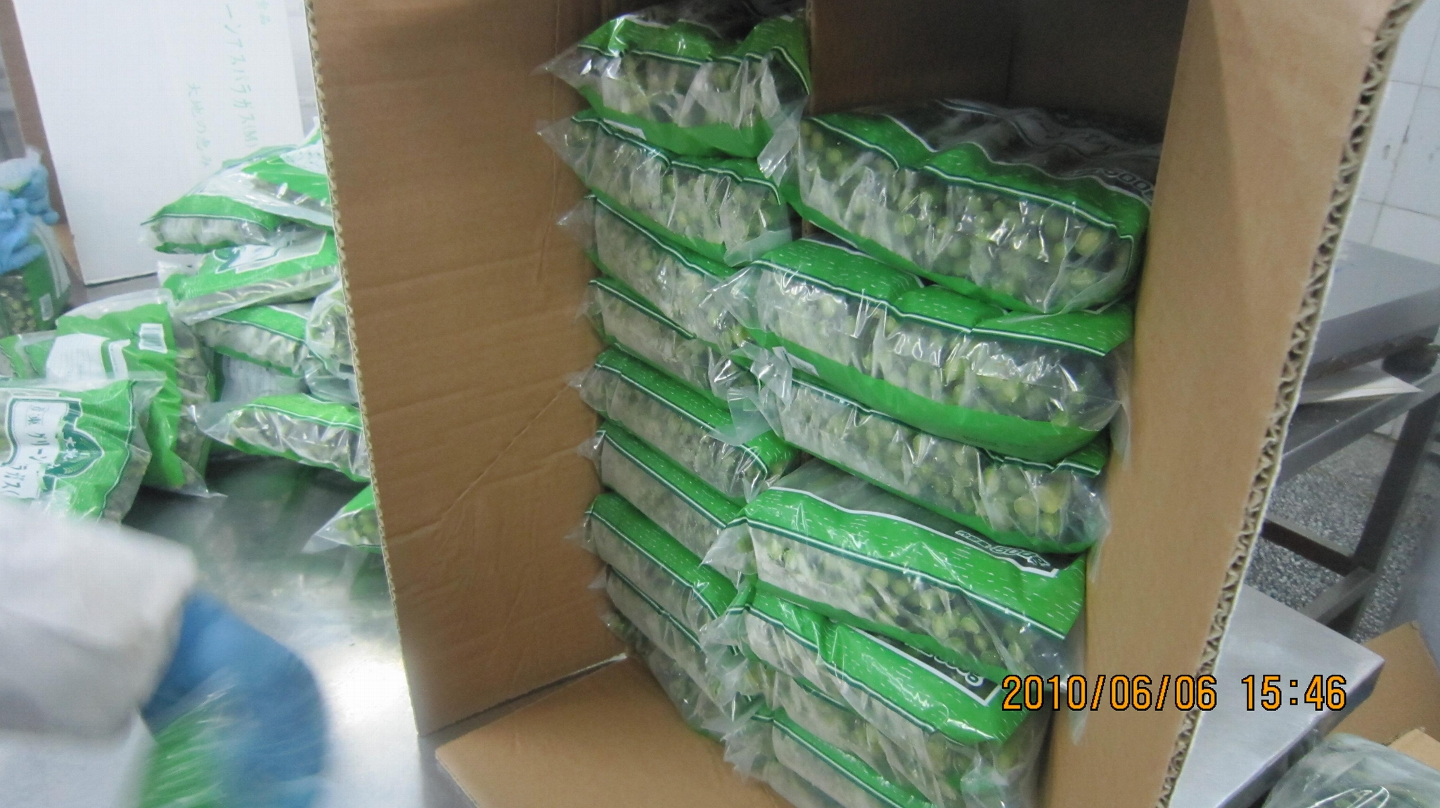 IQF Green Asparagus Cuts & Tips,Frozen Green Asparagus Tips & Cuts 16