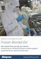 IVP Packed, Frozen Roasted Eel,Frozen Grilled Eel,Unagi Kabayaki in vacuum bag 17