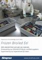 Unadon Cuts,Frozen Grilled Eel Cuts,Unagi Cuts,Frozen Broiled Eel 20