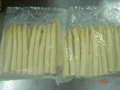 2020 new crop IQF white asparagus,spears/cuts&tips/cuts