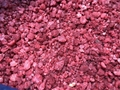IQF raspberries crumbles,Frozen raspberry crumbles,red,cultivated 16