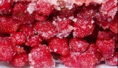 Frozen Whole Strawberries in Sugar ,Frozen Sliced Strawberries with Sugar