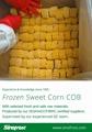 IQF Sweet Cob Corn,Frozen Sweet Corn on the COB,Frozen Cob Corn 8