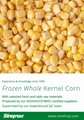 IQF Sweet Cob Corn,Frozen Sweet Corn on the COB,Frozen Cob Corn 4