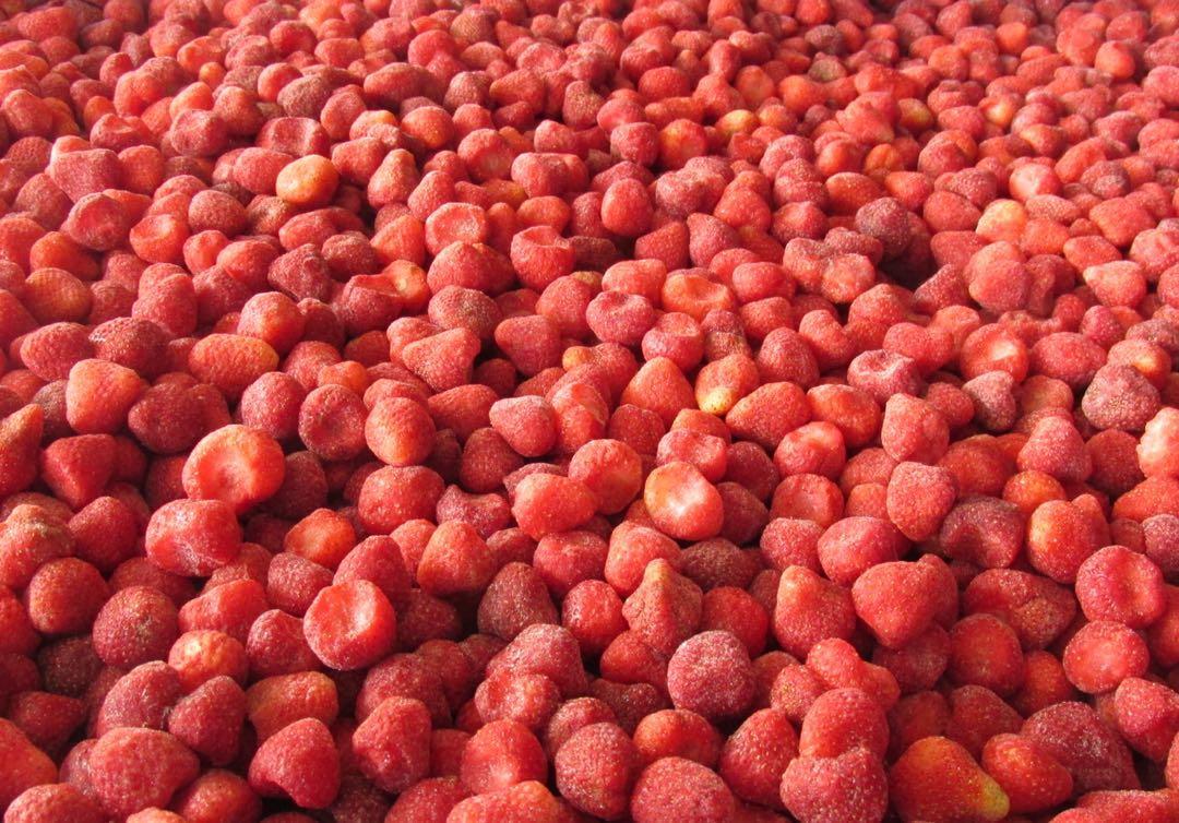冷凍草莓,速凍草莓,冷凍草莓泥,速凍草莓泥 2