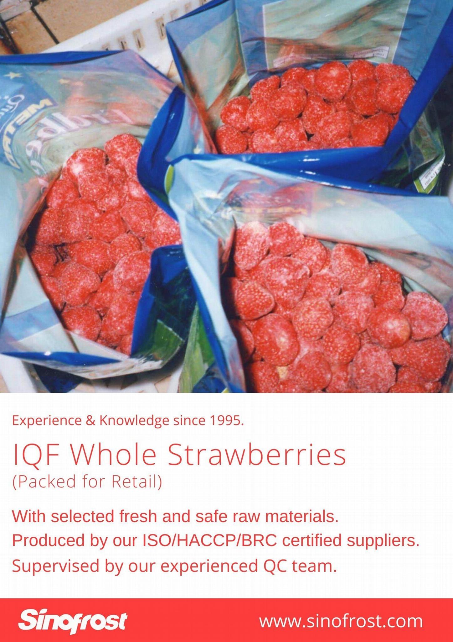 Frozen Strawberries,Frozen Strawberry,IQF Strawberries,Honey Variety 13