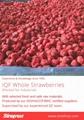Frozen Strawberries in Sugar ,Frozen Strawberries with Sugar,slices/wholes 16