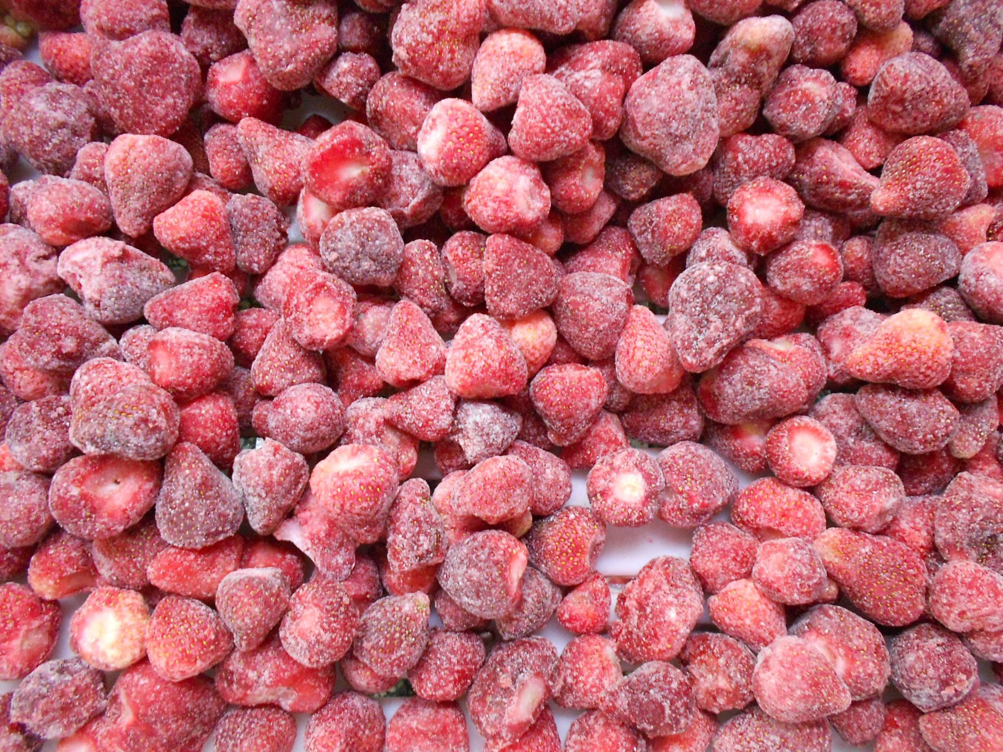IQF Strawberry,Frozen Strawberry,IQF Strawberries,Frozen Strawberries,Grade A+B