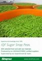 IQF Sugar Snap Peas,Frozen Sugar Snap Peas