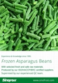 IQF Asparagus Beans ,Frozen Cowpeas,IQF Cowpeas,wholes/cuts 14