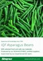 IQF Asparagus Beans ,Frozen Cowpeas,IQF Cowpeas,wholes/cuts 15