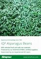 IQF Asparagus Beans ,Frozen Cowpeas,IQF Cowpeas,wholes/cuts 16