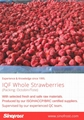 2020 New crop  frozen strawberries,wholes/slices/dices/cuts/with sugar/puree,Grade A,B,A+B