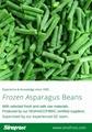 2020 new crop IQF cow peas,frozen asparagus beans, wholes/cuts