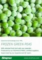 IQF green peas,Frozen green peas