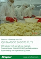IQF bamboo shoots slices ,Frozen bamboo shoot slices ,IQF sliced bamboo shoots 18