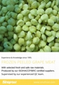 IQF Grapes Wholes,Frozen Grapes Pulp,peeled,seedless 5