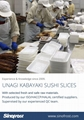 Frozen Prepared Eel ,Flakes,Unagi Kabayaki Flakes,Unagi Flakes
