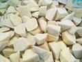 IQF Steamed Sweet Potato Cuts,Frozen