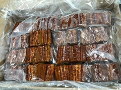 冷凍烤鰻切段,蒲燒烤鰻切段,速凍烤鰻切段