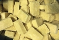 Frozen Ginger Puree,Frozen Ginger Paste Tablets,IQF Ginger Puree Tablets